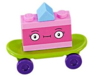 Genuine Unikitty Lego KICK FLIP Minifigure Minifig. 41455. Tesco Skateboard  • 2.95£