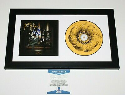Panic! At The Disco Brendon Urie Signed Framed Vices & Virtues Cd Beckett Coa • 337.06£