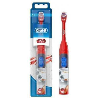 AU18.43 • Buy Oral-B Kids Stages Power Battery Toothbrush Star Wars **New*