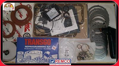 AU729.78 • Buy Ford 4r100 Transmission Red Powerpack Rebuild Deluxe Kit (1998-up)level 2