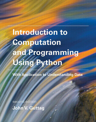 AU74.27 • Buy Introduction To Computation And Programming Using Python: With Application To