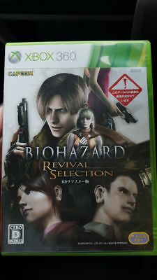 AU68 • Buy Biohazard: Revival Selection NTSC-J Xbox 360