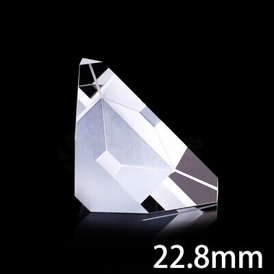 $22.01 • Buy 49x22.8x17.2mm Optical Glass Right Angle Roof Prism K9