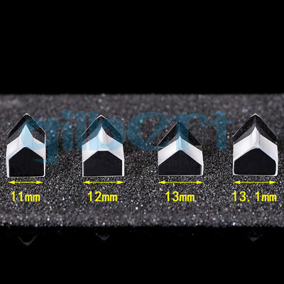 $11.28 • Buy 11mm/12mm/13mm/13.1mm Optical Glass Right Angle Roof Prism K9