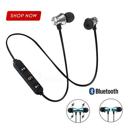 $ CDN25.36 • Buy HD Stereo Bluetooth Headset, Wireless Earbuds For Xiaomi IPhone 8 X Stereo