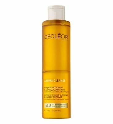Decleor Aroma Cleanse Bi-Phase Caring Cleanser & Makeup Remover 200ml • 21.99£