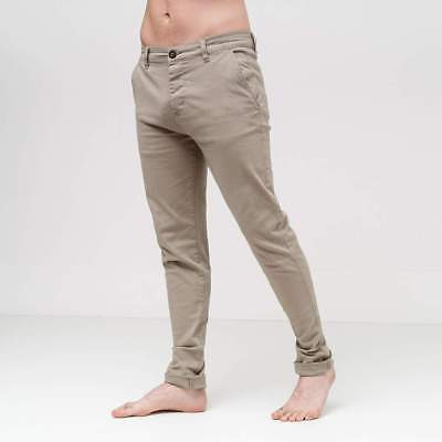 Crosshatch - Men's 'Chinor' Chinos With Welted Pockets - 2 Colours • 24.33£