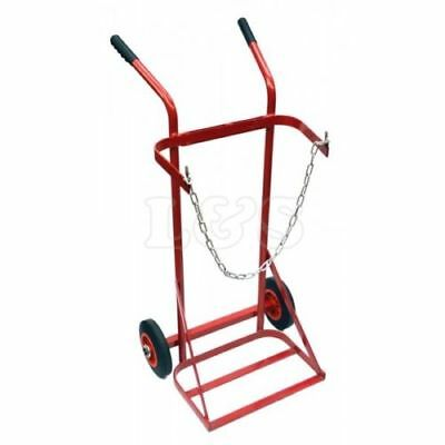 £64 • Buy Gas Cylinder Trolley - Suits Full Size Propane Cylinders