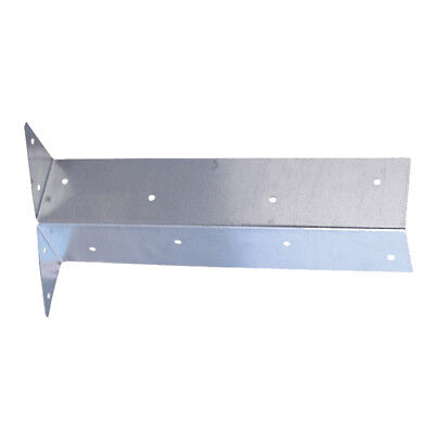 £25.99 • Buy 28 X ARRIS GALVANISED RAIL BRACKETS - 300mm - FENCE - FENCING - POST - SUPPORT