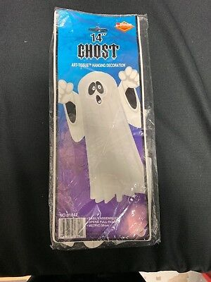 $5.99 • Buy Halloween Honeycomb Ghost Goblin Ghoulish Party Table Hanging Wall Decoration