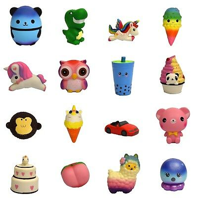 AU8.26 • Buy Jumbo Squishies High Quality Extra Large Slow Rising Squishy Squeeze Kids