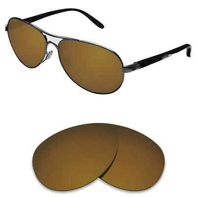 3f31e12cae NEW POLARIZED BRONZE REPLACEMENT LENS FIT RAY BAN RB3386 63mm SUNGLASSES •  31.69