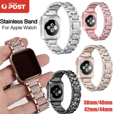 AU19.90 • Buy  Apple Watch Stainless Steel Watch Band Strap Bracelet For IWatch Series 4/3/2/1