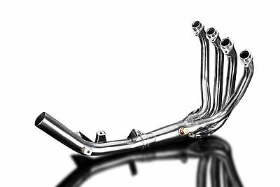AU451.77 • Buy Delkevic 4-1 Header Kawasaki Z900RS Stainless Steel De-Cat Exhaust 2018-2020