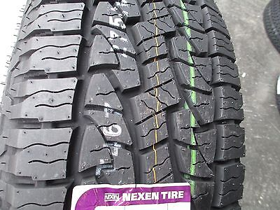 2 New 265/70R17 Inch Nexen Roadian AT Pro Tires 2657017 265 70 17 R17 70R • 296$
