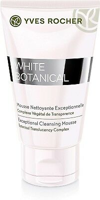 AU18.28 • Buy NEW Yves Rocher White Botanical Exceptional Cleansing Mousse 4.2 Fl Oz