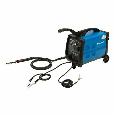 Silverline 380736 30-135A MIG/MAG Combination Gas/No Gas Welder • 203.64£