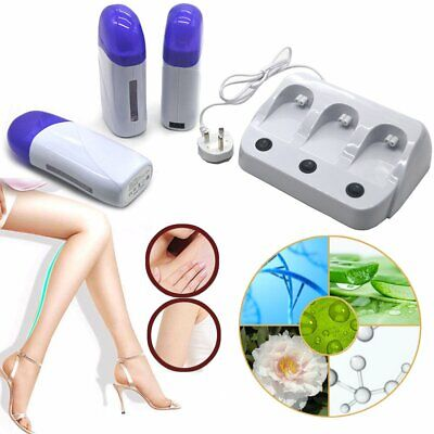 £18.04 • Buy Electric Depilatory Roll On Wax Heater Roller Hair Removal Depilation Machine UK