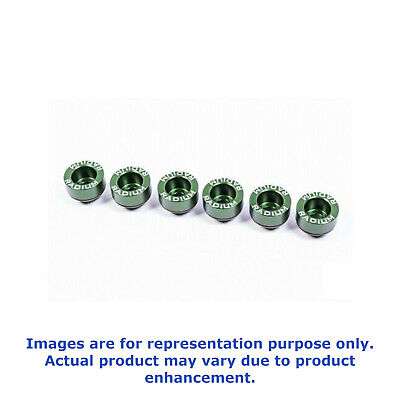 AU99.53 • Buy Radium For All Toyota 2JZ-GTE Engines Injector Seats(6 Pc)22mm 20-0216-06