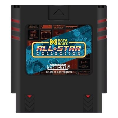 £10.96 • Buy Data East All-Star Collection For NES By Retro-Bit