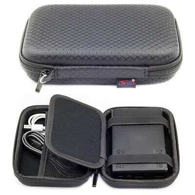 AU11.70 • Buy Hard Carry Case For Anker PowerCore 20100mAh Power Bank Charger & Cables