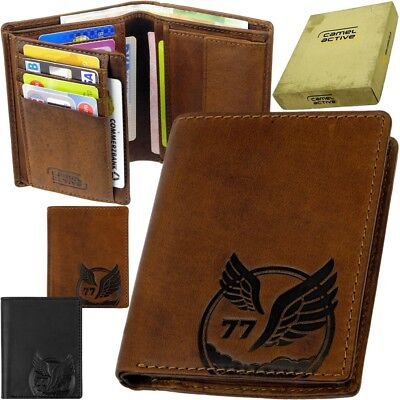 CAMEL ACTIVE Purse Rfid Eagle Wallet Purse • 42.19£