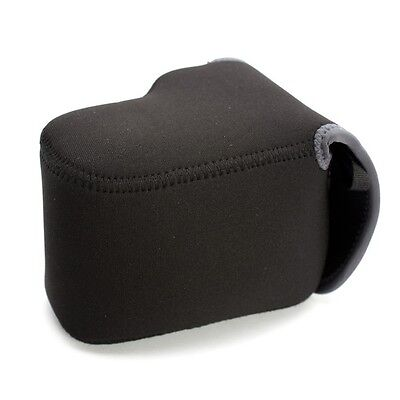 $ CDN36.76 • Buy Sony A7R Ii Iii A7R2 A7R3 Body 18-55mm Lens NEOPRENE Protector Case Pouch Bag