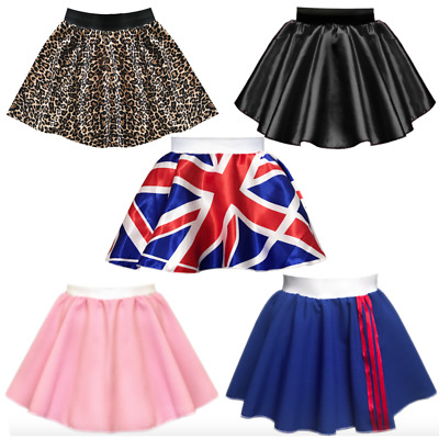 SPICE GIRLS Skirt Costume Fancy Dress GINGER BABY POSH SCARY SPORTY Costumes • 9.99£