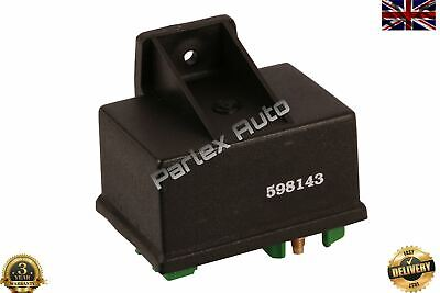 £32.93 • Buy Glow Plug Relay For Fiat Ducato 2.0 2001-2011