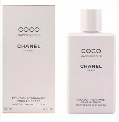 Coco Mademoiselle Moisturizing Body Lotion By Chanel-6.8oz/200ml-Brand New InBox • 64.95$