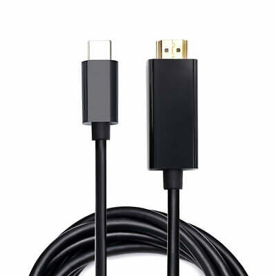 AU17.90 • Buy USB C To HDMI Cable USB 3.1 Type C To HDMI 4K Cord For Samsung S8 S8+ S9 Note 8