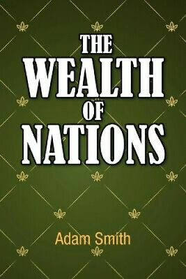 AU38.46 • Buy The Wealth Of Nations By Adam Smith
