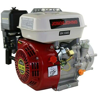 AU330 • Buy 2:1 Reduction Drive 7hp Motor Engine With Gear Box Centrifugal Clutch