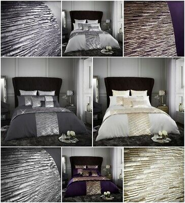 Aranami Glitter Style Luxury Duvet Cover Sets Bedding Sets / Runners / C. Covers • 24.49£