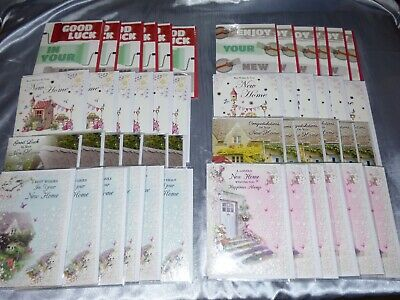 New Home Cards Sets Of 6 Ideal For Estate Letting Agents Housing Association Etc • 4.99£