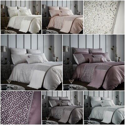 Horimono Laces Style Luxury Duvet Cover Sets Bedding Sets / Runners / C. Covers • 20.90£