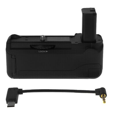 AU140.29 • Buy Battery Grip For Sony Nex A6300 A6500 Incl. Ir Remote Release VG-A6500RC