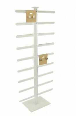 £10.88 • Buy Earring Hanging Card Display Stand Jewellery Counter Window Showcase Holder
