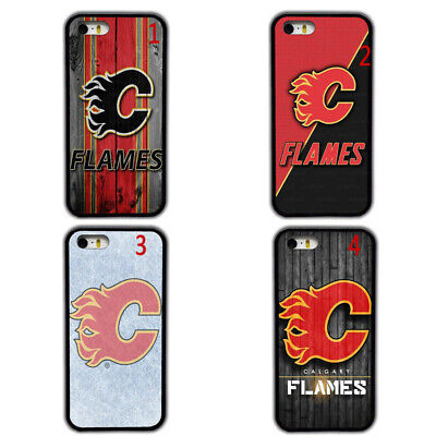 $ CDN12.61 • Buy Calgary Flames Rubber Phone Case Cover For IPhone / Samsung / LG