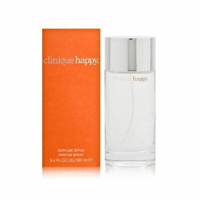 Clinique Happy 100ml EDP Spray Authentic Boxed Sealed • 31.95£