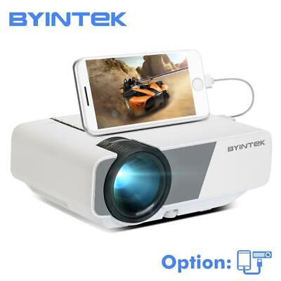 BYINTEK SKY K1/K1plus LED Portable  HD Mini Projector For IPhones And IPad. • 214.66£