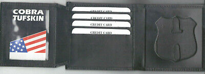 Allentown Police Officer (PA) Dual-ID Tri-Fold Money/Credit Card Wallet • 27.31£