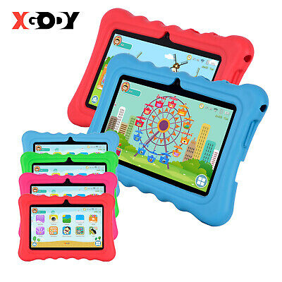 £51.88 • Buy XGODY 7  Inch Android 8.1 WIFI 16GB Tablet PC Quad-core Dual Cam HD For Children