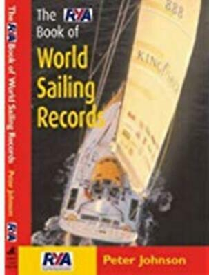 £12.50 • Buy The RYA Book Of World Sailing Records