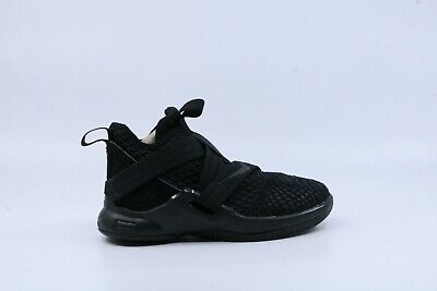 best service 256b6 f783a Nike Little Kids  LeBron Soldier 12 SFG (PS) Black US11c AO2912-003