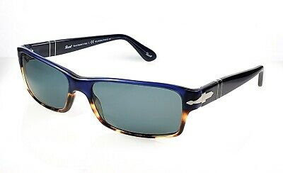 e7e00c82a7d Persol 2747-S Sunglasses 955 4N Blue Tortoise With Photochromic Polarized  New •
