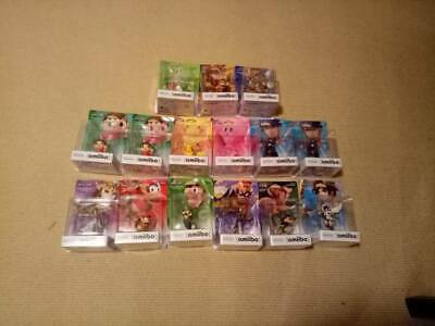 AU150 • Buy Amiibo Rare (1st Print) Collection