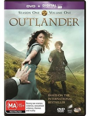 AU18.26 • Buy Outlander : Season 1 : Part 1 (DVD, 2015, 3-Disc Set)