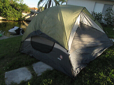 Swiss Gear 2-3 Person Dome Tent Vented For Summer C&ing u2022 74.95$ & Swiss Gear Tent | Compare Prices on dealsan.com