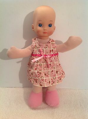 AU9.95 • Buy You And Me Baby Doll - My 1st 35cm Tall Soft Body Vinyl Head Excellent Condition